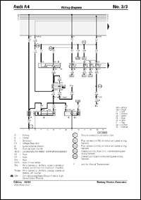 Audi b5 engine wire diagram example electrical wiring diagram audi a4 service repair manual 1996 2001 bentley hardcover rh bimmerzone com audi tt engine diagram audi a4 b6 engine wiring diagram cheapraybanclubmaster Choice Image