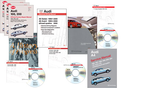 audi technical and owner information bentley publishers repair rh bentleypublishers com audi allroad shop manual audi a6 repair manual