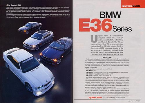 Reviews Bmw Repair Manual Bmw 3 Series E36 1992