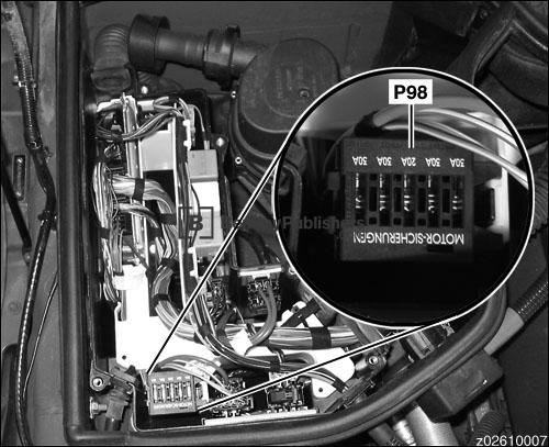 Bmw Engine Technical Service Training Auto Repair Manual Forum Bmw