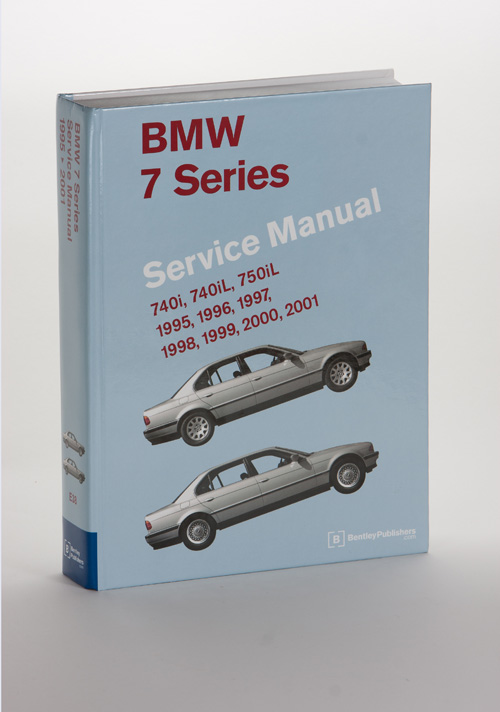 bmw repair manual bmw 7 series e38 1995 2001 bentley rh bentleypublishers com BMW 740iL Parts BMW 740 IL