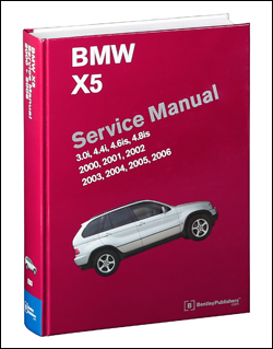 bmw repair manual bmw x5 e53 2000 2006 bentley publishers rh bentleypublishers com 2014 X5 BMW bmw x5 bentley manual pdf