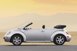 2004 New Beetle Convertible 1.8T