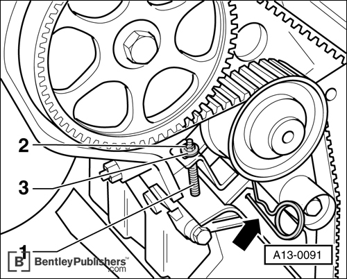 2004 audi a4 belt diagram