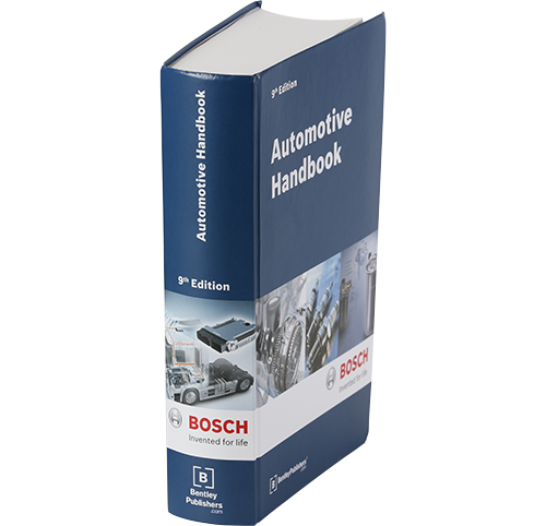 Photograph of Bosch Automotive Handbook - 9th Edition