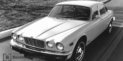 Jaguar XJ6 Series 1 1972