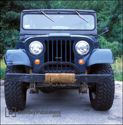 Jeep� CJ-5 1965 owned by John O'Leary, NEWJO.org member