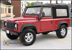 Land Rover Defender 90 1995