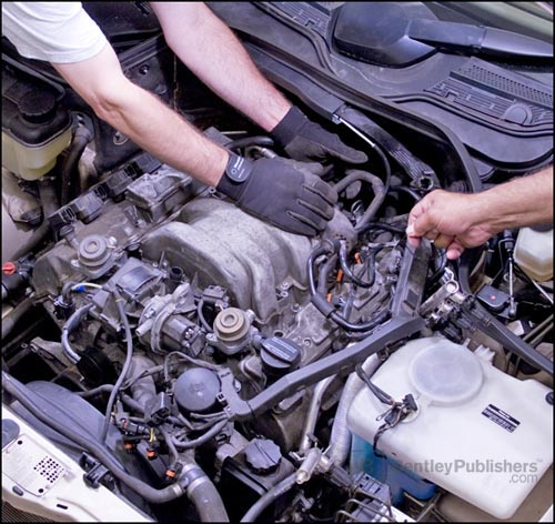 Bentley technical 