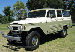 Toyota Land Cruiser FJ45LV wagon 1967