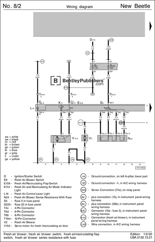 EWD Electrical Wiring Diagrams