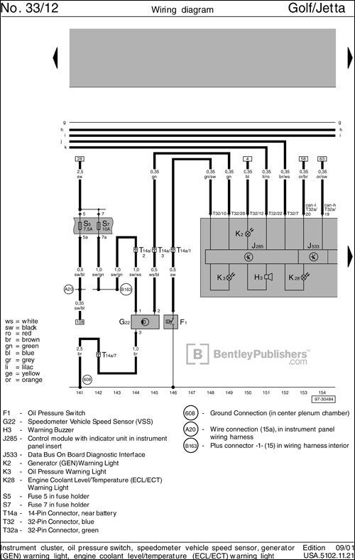 2006 vw jetta wiring diagram 1999 jetta wiring diagram #12