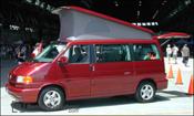 Volkswagen EuroVan Camper 2002