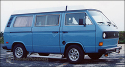 Volkswagen Westfalia Camper  1981, owned by Bentley Publishers VW Editor Stan Wohlfarth