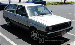 Volkswagen Fox Wagon 1989