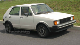 Volkswagen Rabbit (A1) 1984
