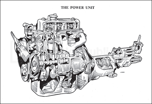The power unit, page 44.