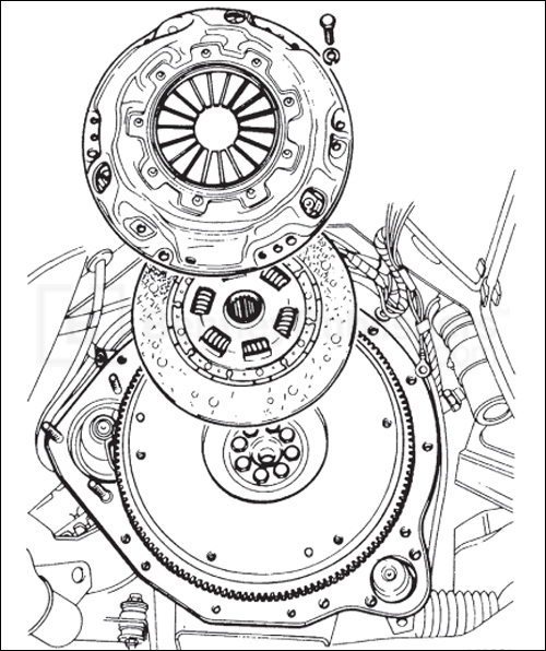 Clutch assembly, page 242