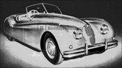 Jaguar XK 140 Open 2 Seater (Roadster)