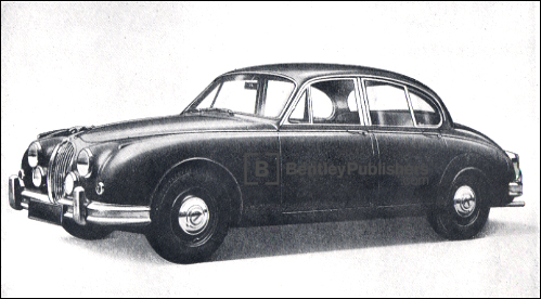 Jaguar 3.8L Mark II Excerpted illustration from page iii.
