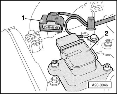 audi.b5.ignition.coil.connector audi a4 1996 2001 spark plug change procedure,1996 Mustang Ignition Wiring