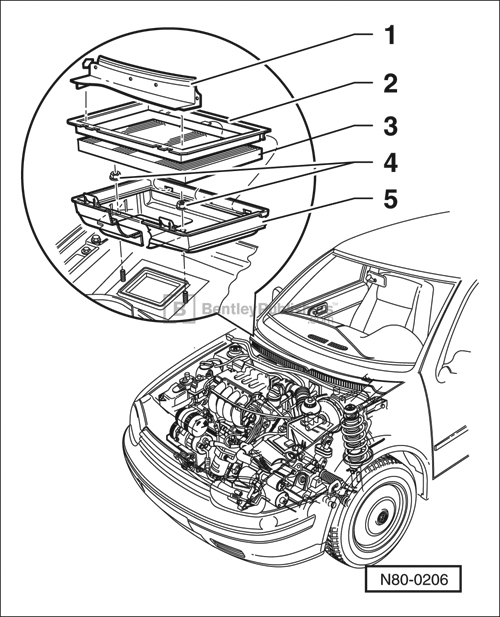vw pat wagon engine diagram