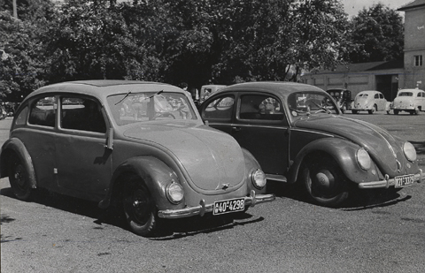 Gallery Beyond Expectation The Volkswagen Story