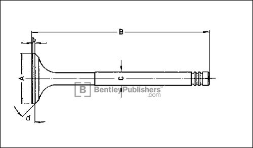 Fig. 10-9. Dimensions for new valves.