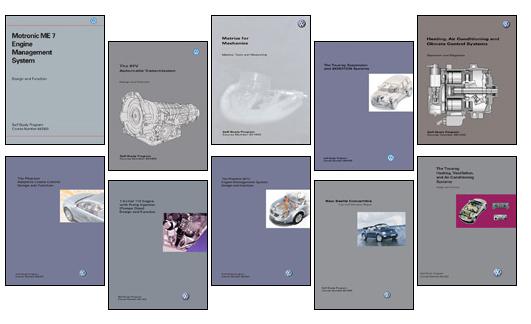 Volkswagen technical training bentley publishers repair manuals volkswagen technical training sciox Gallery