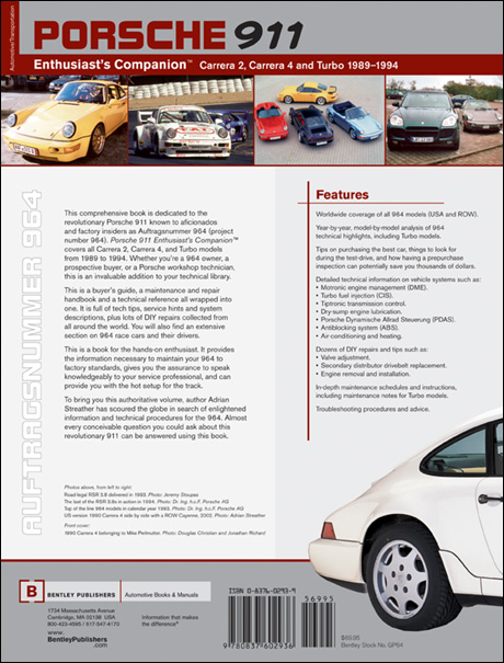 Porsche 911 (964):