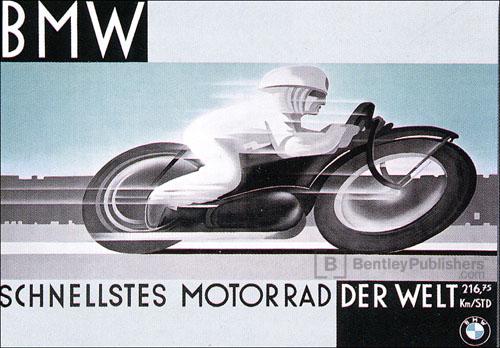 Vehicle Images Bmw Pre War Poster Set Bentley