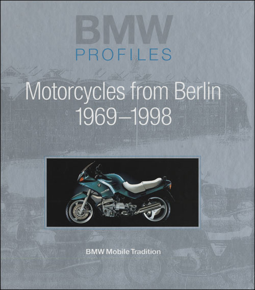 Front Cover Bmw Bmw Profiles 4 Motorcycles From