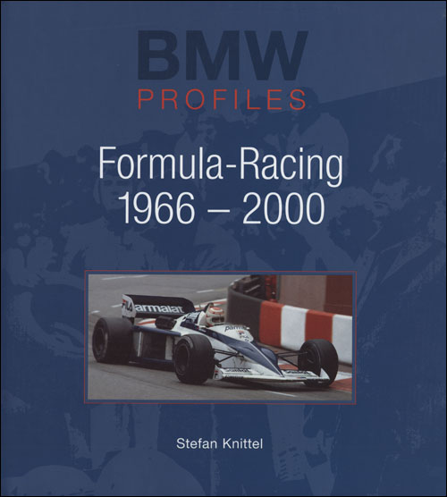 Front Cover Bmw Bmw Profiles 6 Formula Racing 1966