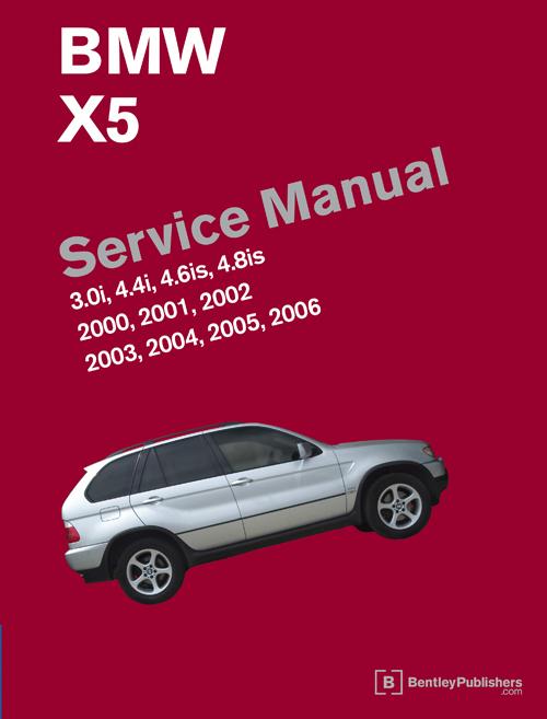 workshop manual bmw x5 e53