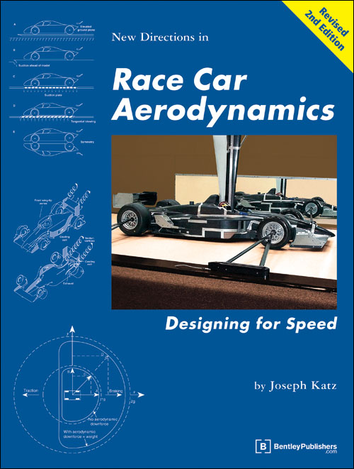 Front Cover Race Car Aerodynamics Designing For Speed