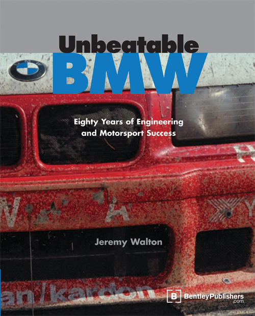 Unbeatable BMW - front cover