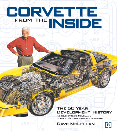 Corvette from the Inside front cover