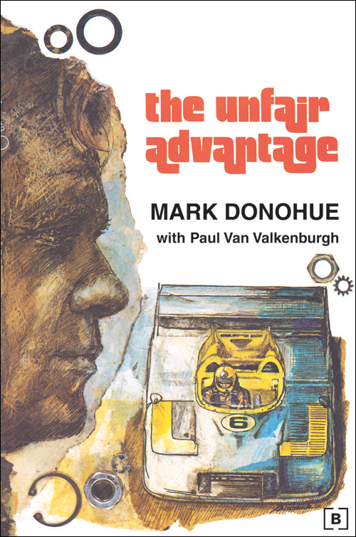 The Unfair Advantage front cover
