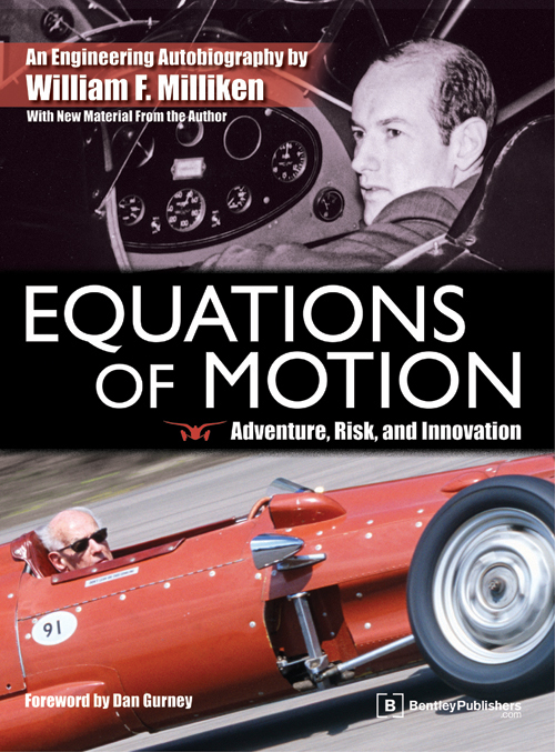 Equations of Motion front cover