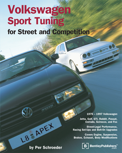 Volkswagen Sport Tuning for Street and Competition