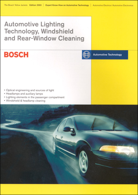 Automotive Lighting Technology, Windshield and Rear-Window Cleaning