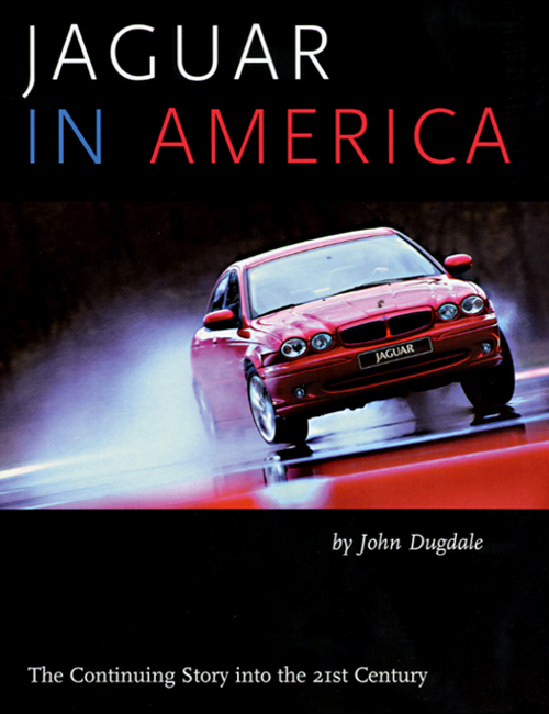 Jaguar In America front cover