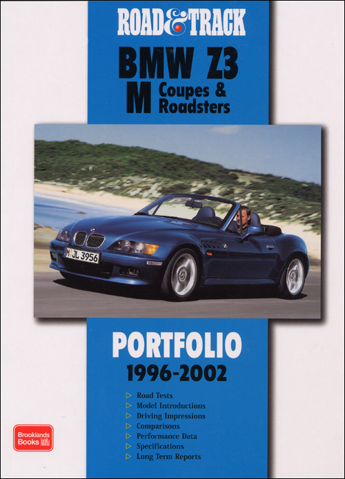 BMW Z3 M Coupes & Roadsters Portfolio: 1996-2002 