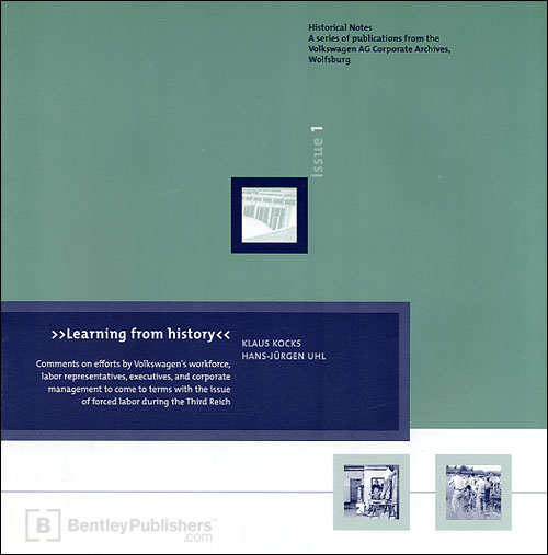 Learning from History front cover