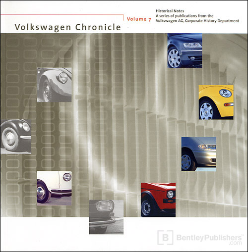 Volkswagen Chronicle, front cover
