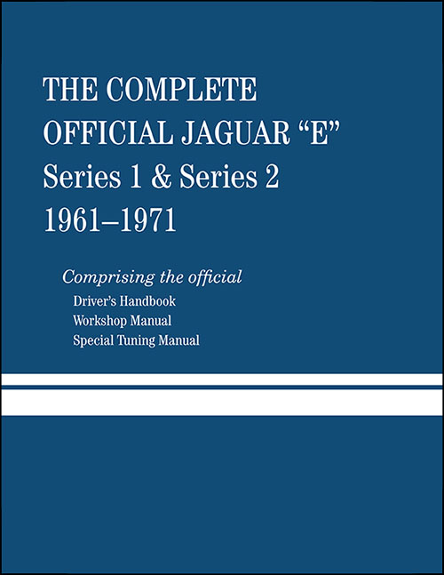 The Complete Official Jaguar Front Cover