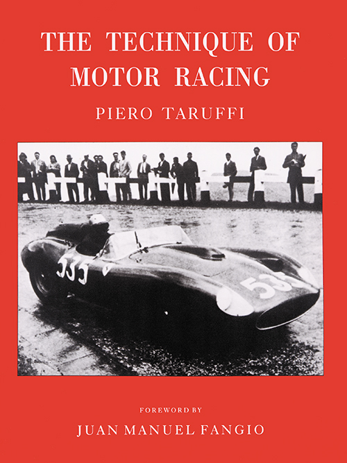 The Technique of Motor Racing by Piero Taruffi - front cover