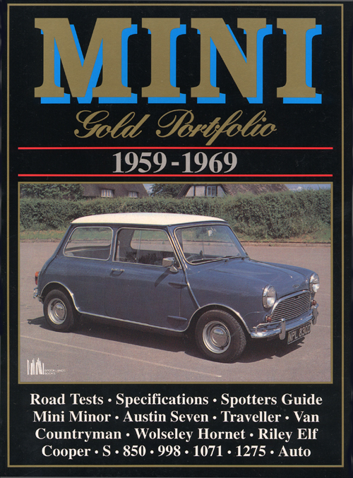 Mini Gold Portfolio: 1961-1971 front cover