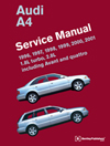 Audi A4 (B5) Service Manual:<br/>1996, 1997, 1998,<br/>1999, 2000, 2001