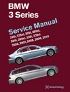 BMW 3 Series<br/>(E90, E91, E92, E93)<br/>Service Manual:<br/>2006, 2007, 2008, 2009, 2010